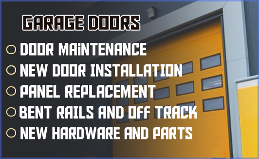 Garage Door Installation Gig Harbor